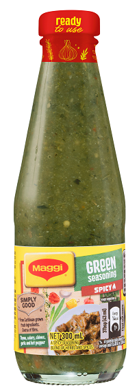 Maggi Green Seasoning Spicy Image