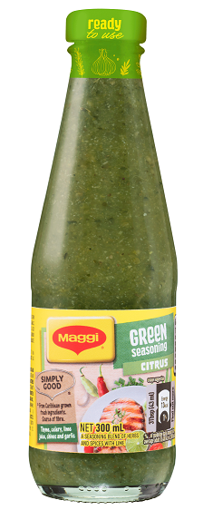 Maggi Green Seasoning Citrus Image